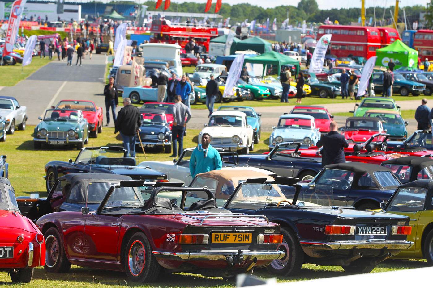 Definitive Guide To The VIP Experience At The 2016 Silverstone Classic 5