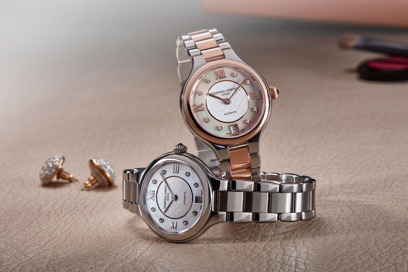 Frédérique Constant Introduces Gwyneth Paltrow And Unveils New Classics Delight Collection