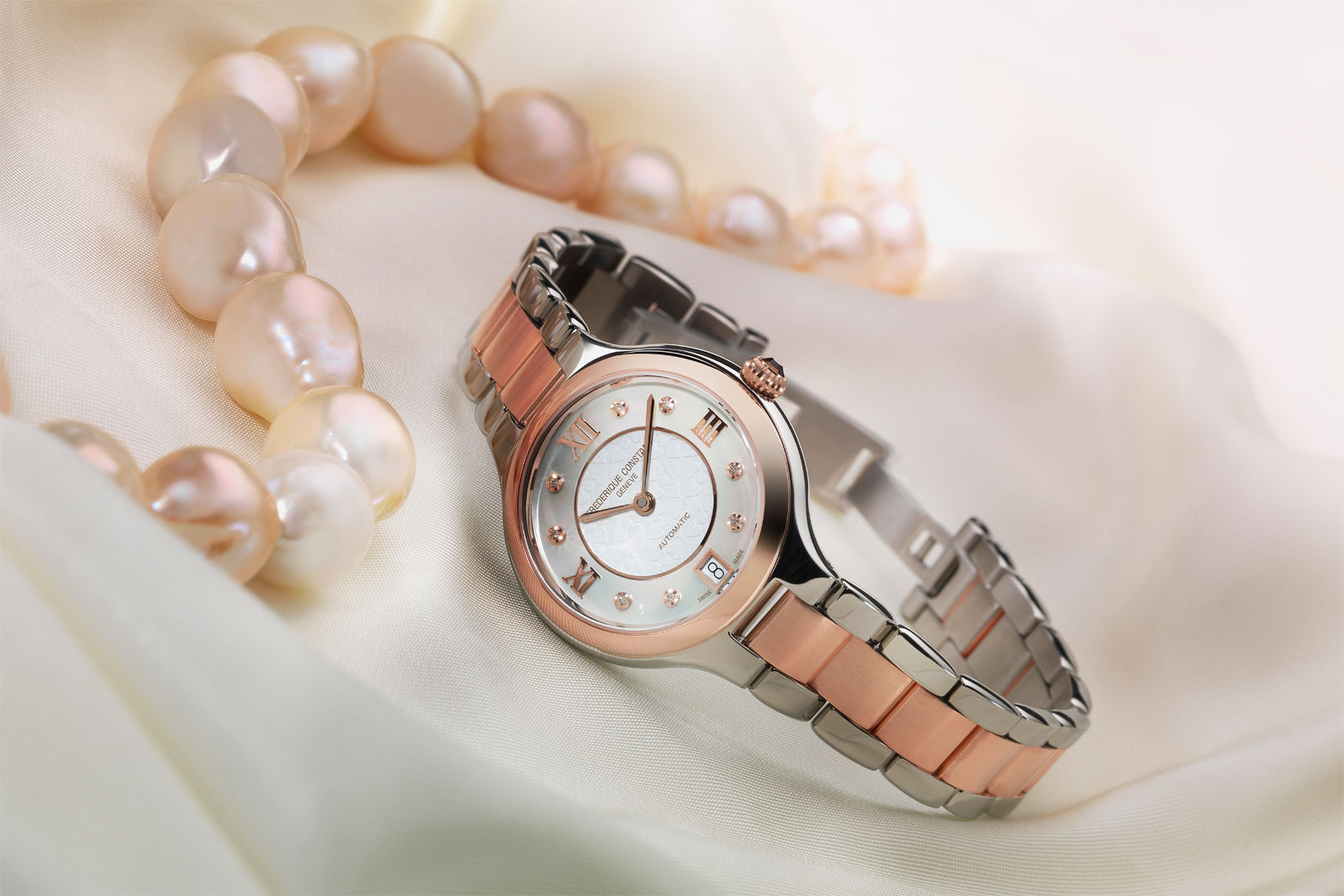 Frédérique Constant Introduces Gwyneth Paltrow And Unveils New Classics Delight Collection 3