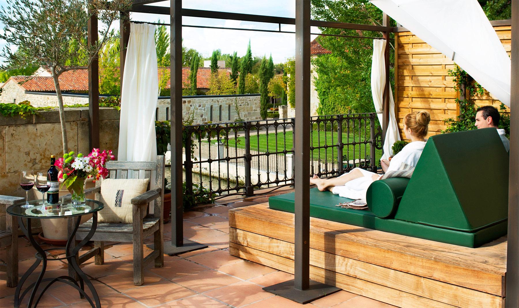 Understated Luxury At Hacienda Zorita Wine Hotel And Spa
