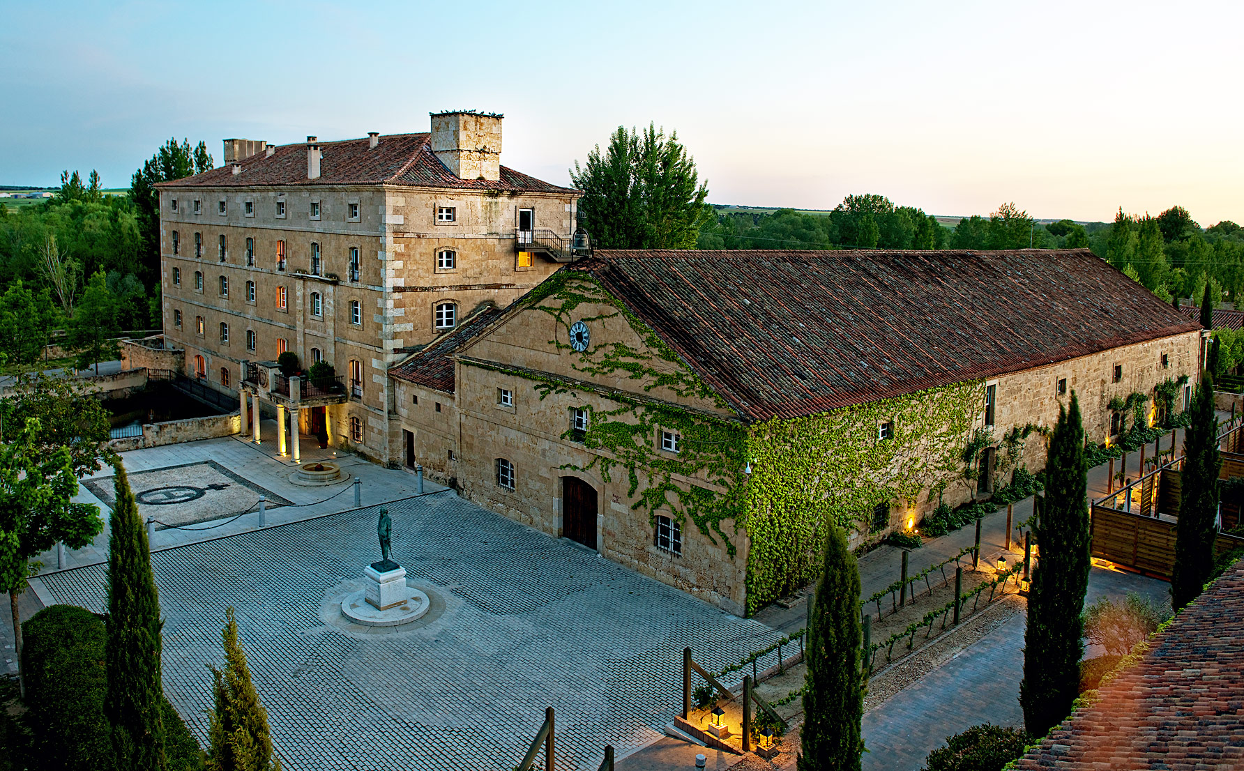 Understated Luxury At Hacienda Zorita Wine Hotel And Spa