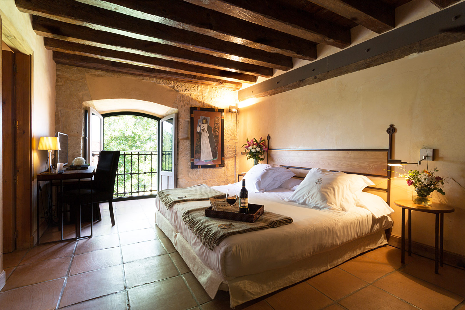 Understated Luxury At Hacienda Zorita Wine Hotel And Spa 4
