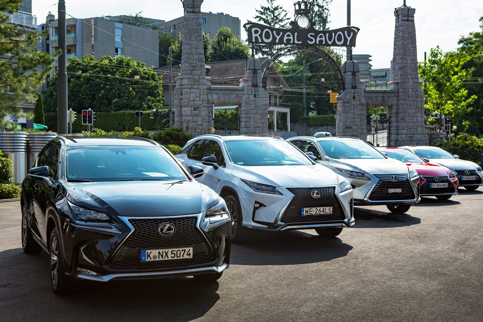 The Lexus 'Sense The Anticipation' Lifestyle Experience In Switzerland 5
