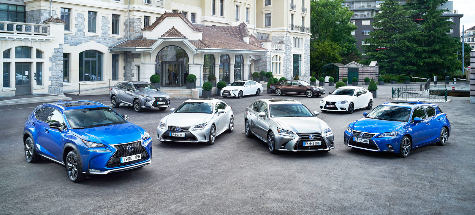 The Lexus 'Sense The Anticipation' Lifestyle Experience In Switzerland 14