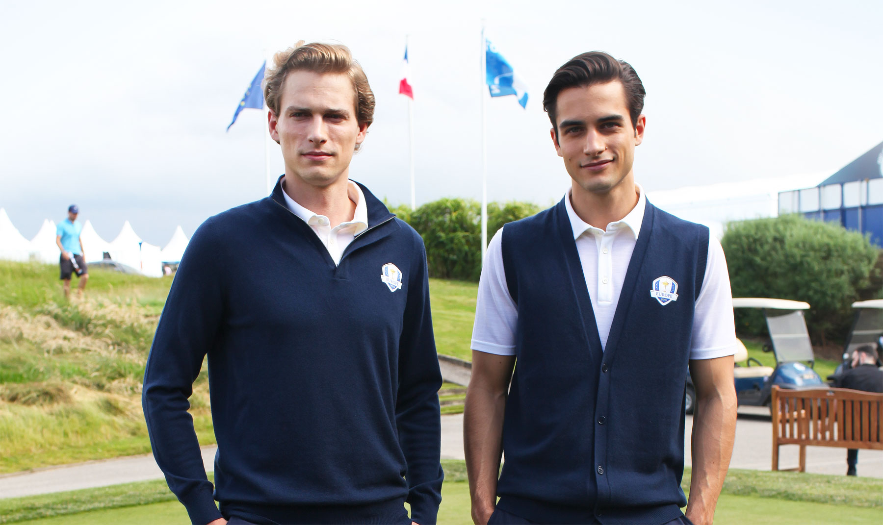 Italian fashion House Loro Piana Partners With The Ryder Cup