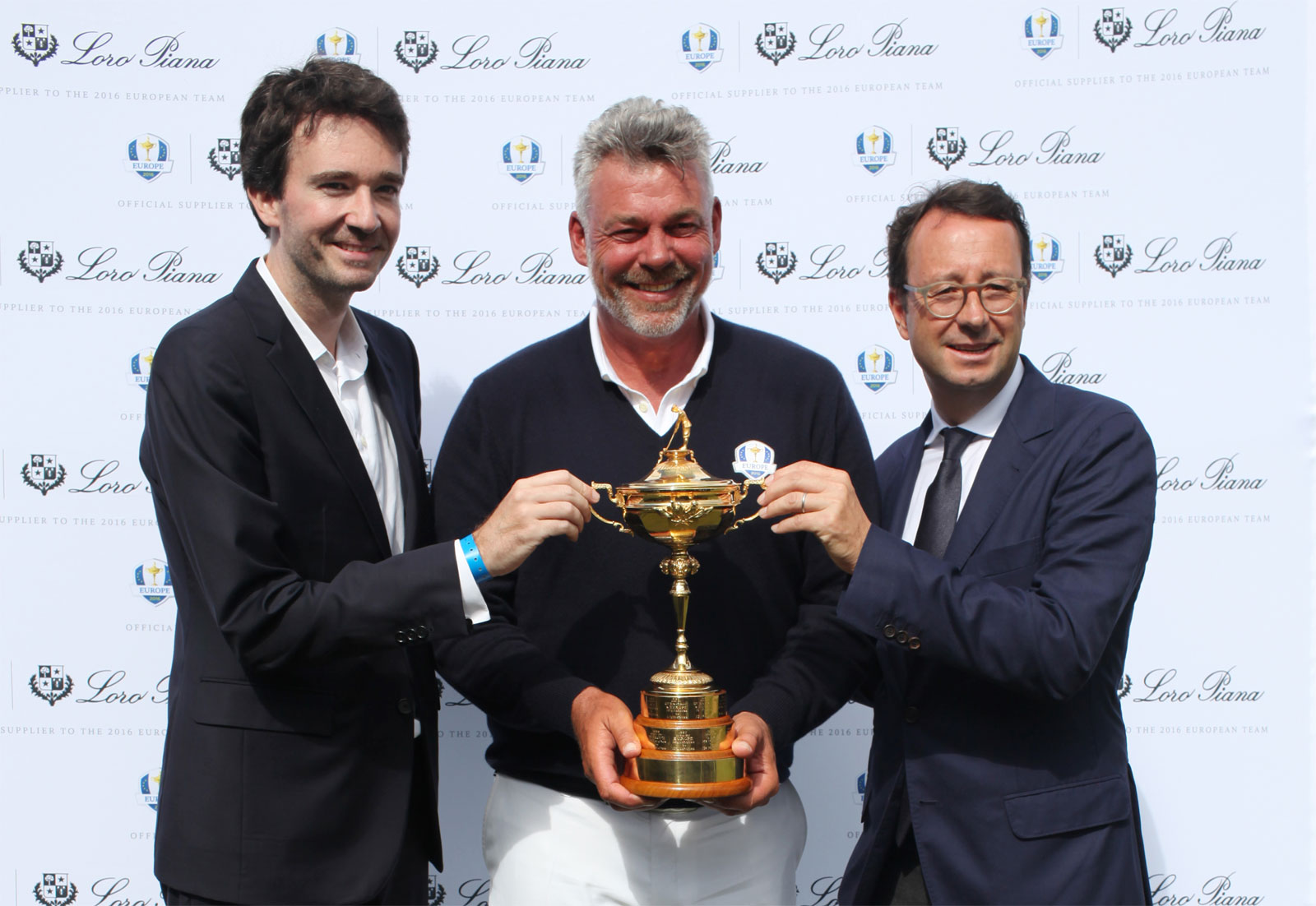 Italian fashion House Loro Piana Partners With The Ryder Cup 4