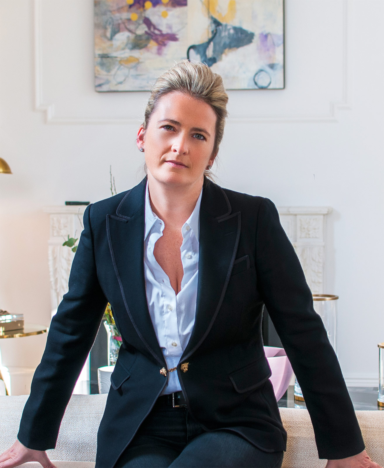 Mathilde Allibe, CEO of Secretcape Interior Design