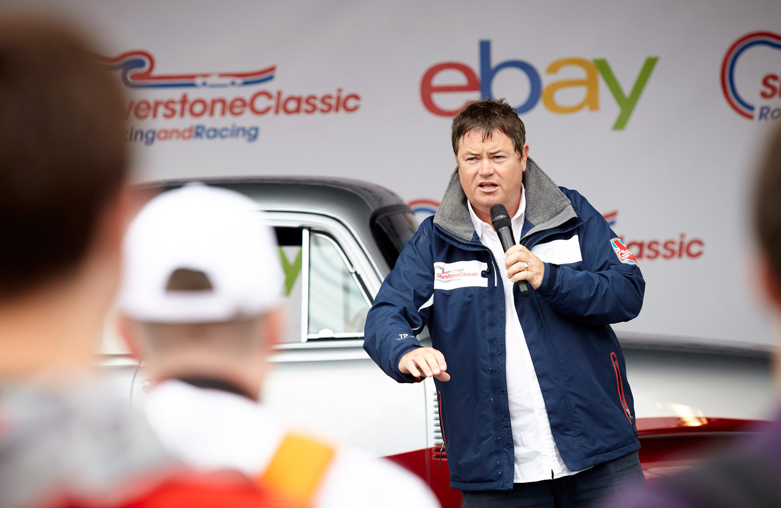Ebay restoration project headed by Mike Brewer