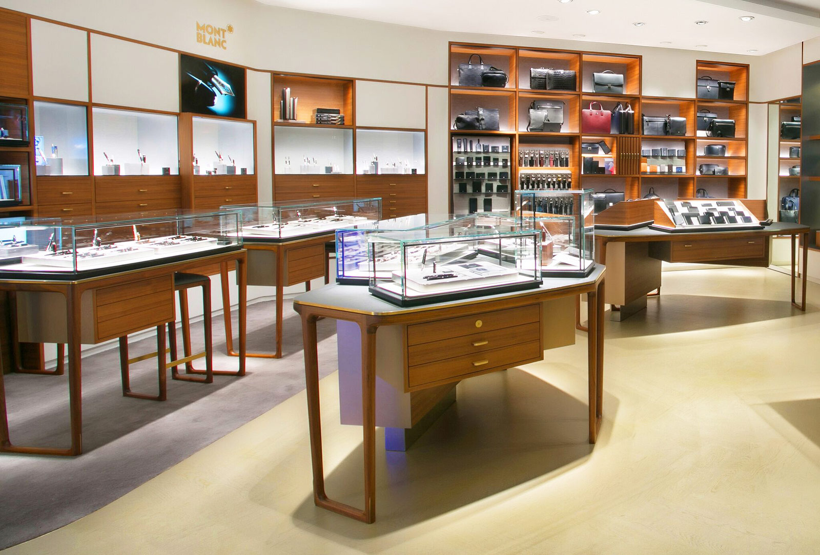 Scaling New Heights – Montblanc Introduces New Boutique Concept In Kuala Lumpur