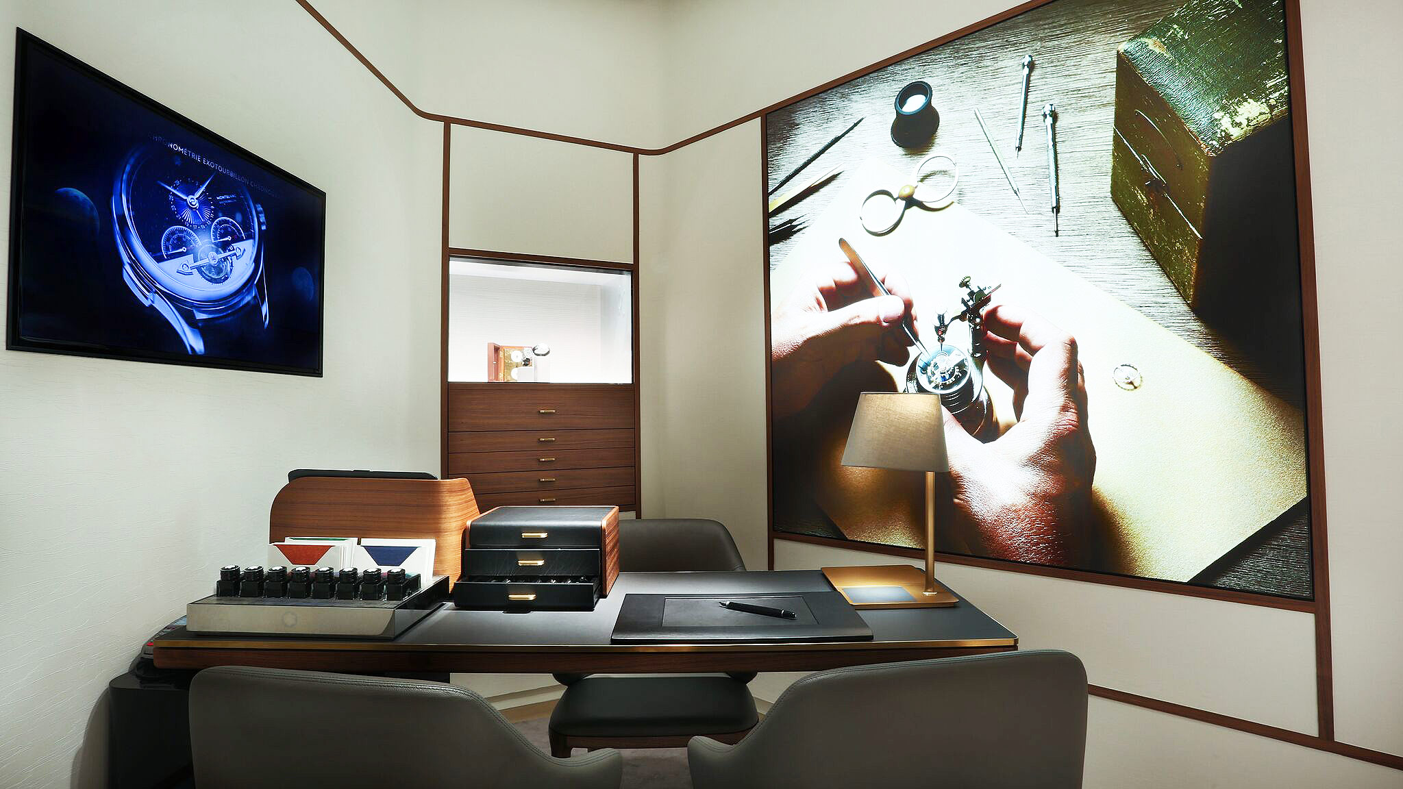 Scaling New Heights – Montblanc Introduces New Boutique Concept In Kuala Lumpur 8