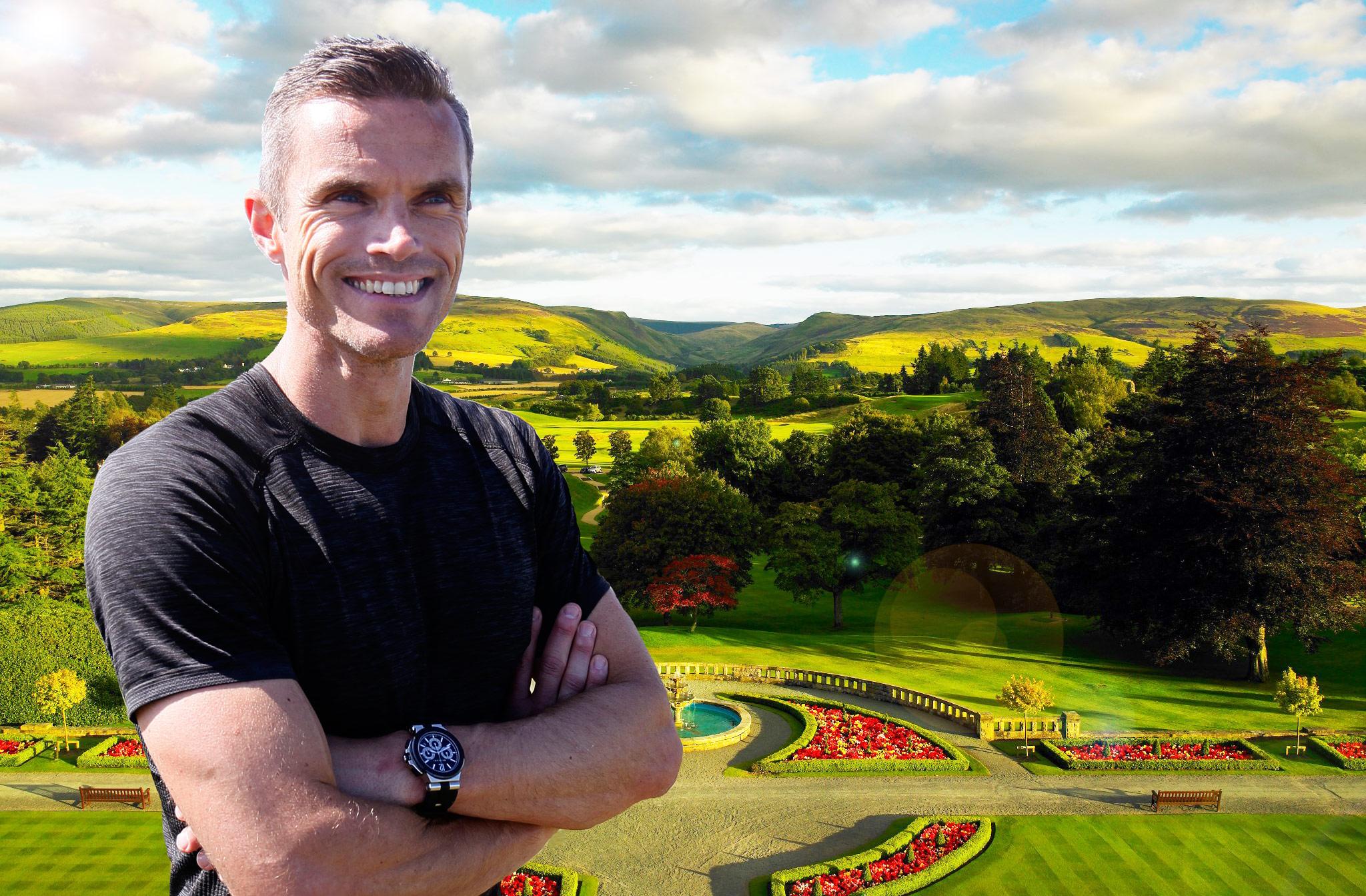 Personal Trainer Matt Roberts And Gleneagles Launch Wellness Retreat