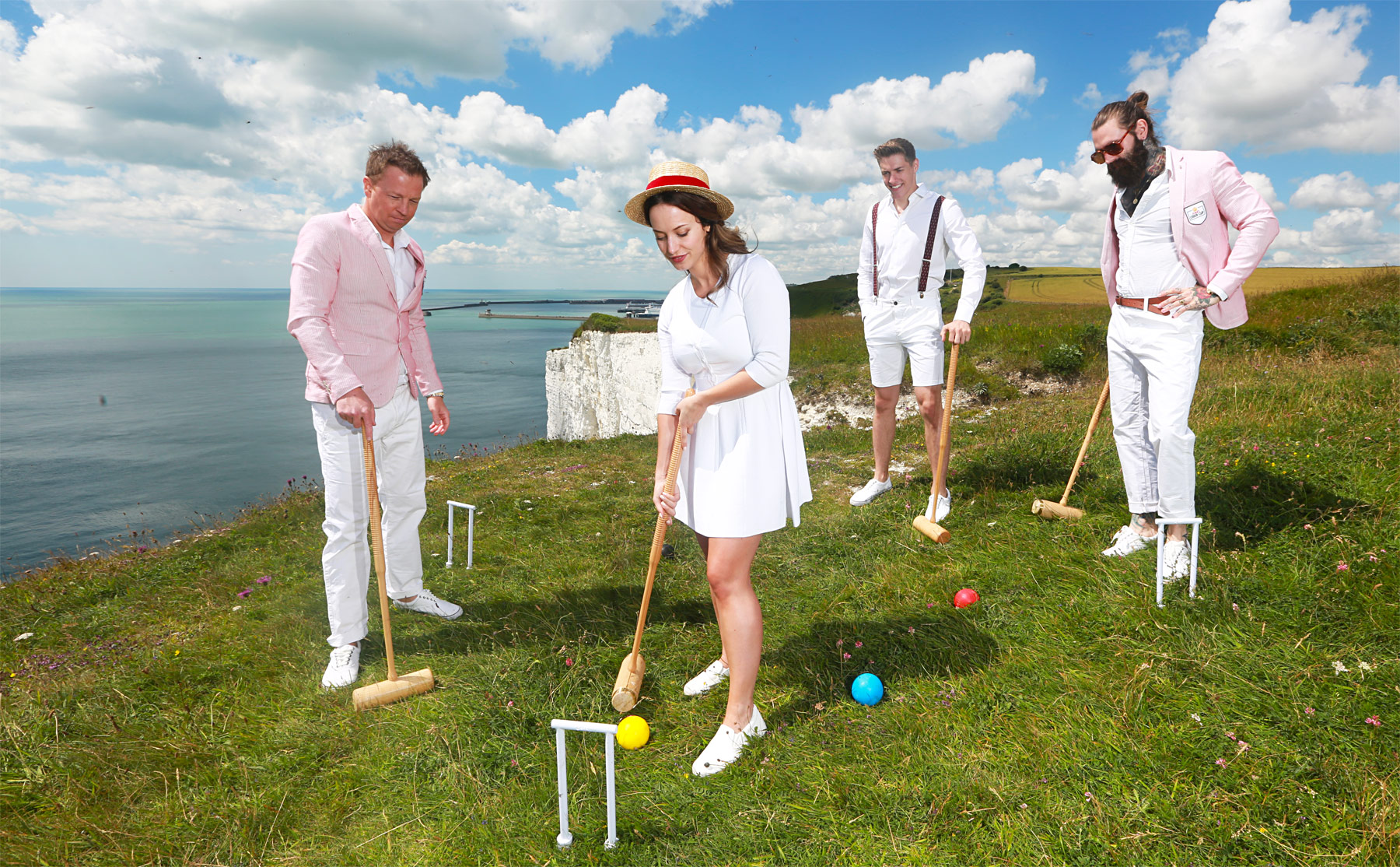 Extreme Croquet Launched As British Summer Traditions Revealed To Be Under Threat