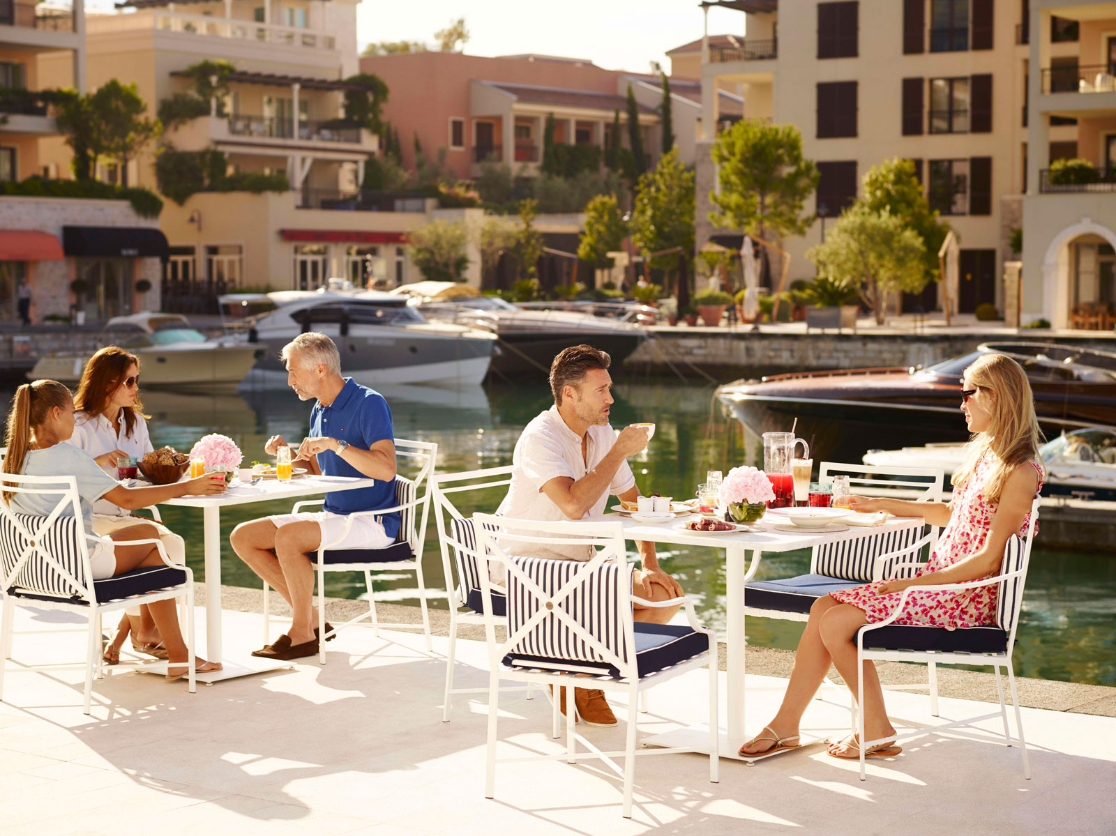 Porto Montenegro Yacht Club Pool Joins The Ranks Of The World's Best 8