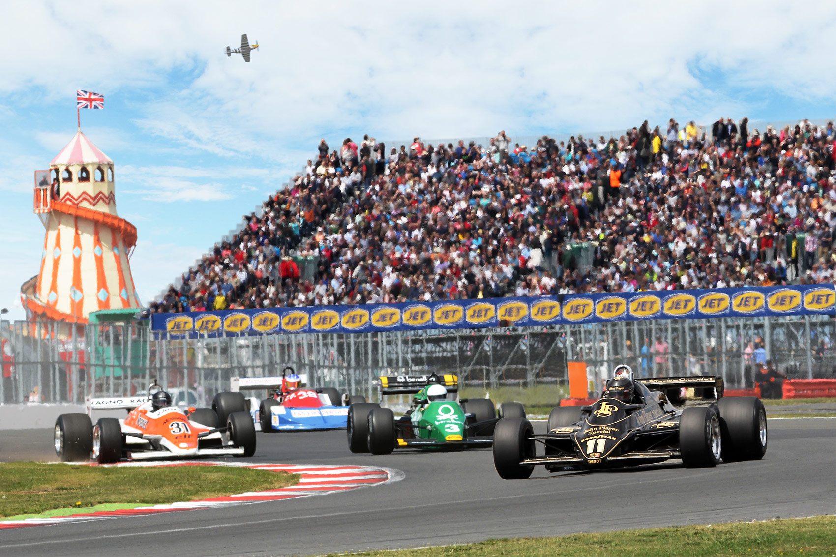Definitive Guide To The VIP Experience At The 2016 Silverstone Classic