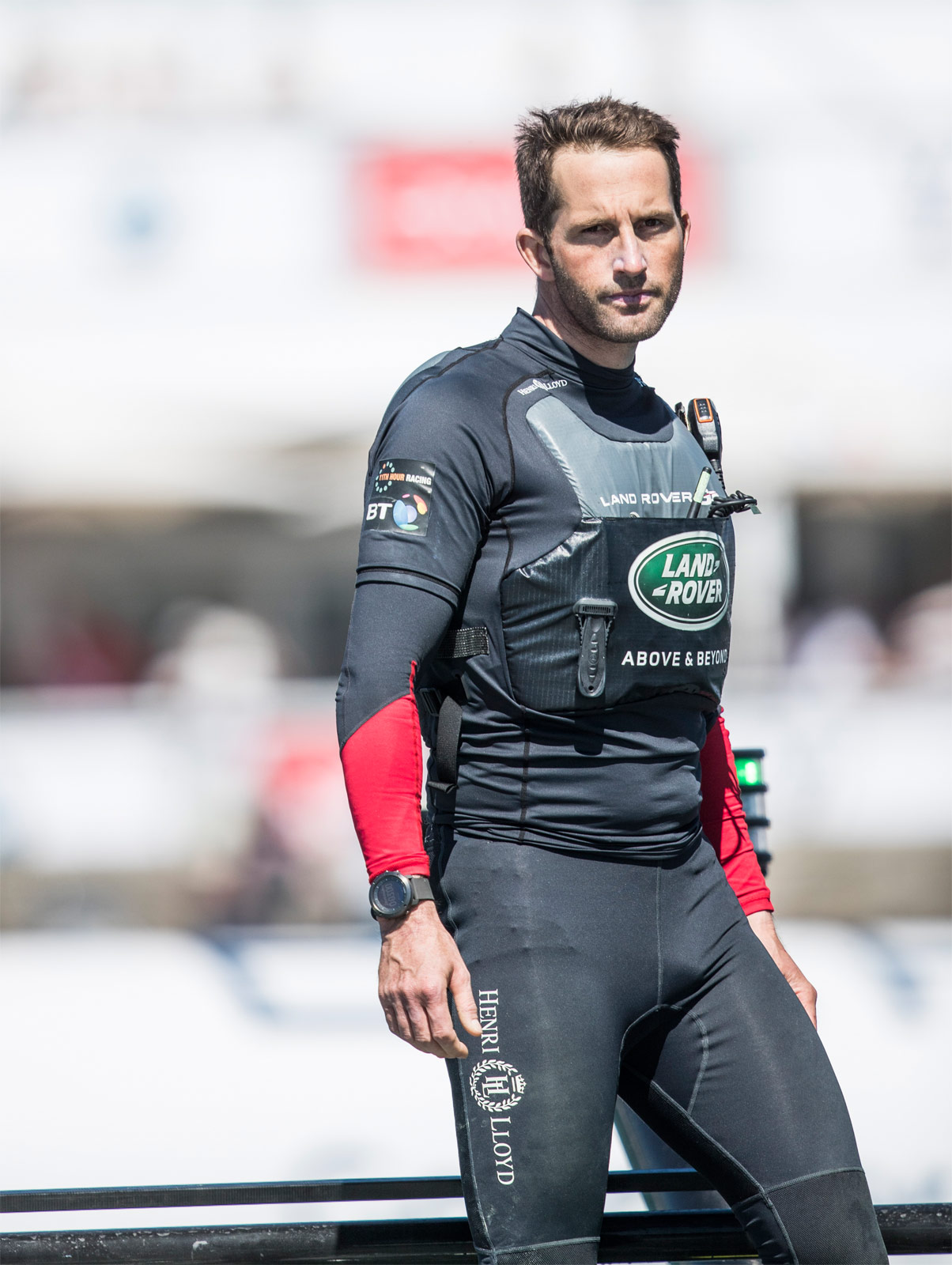 Home Victory For Sir Ben Ainslie's Sailing Team And Land Rover BAR 8