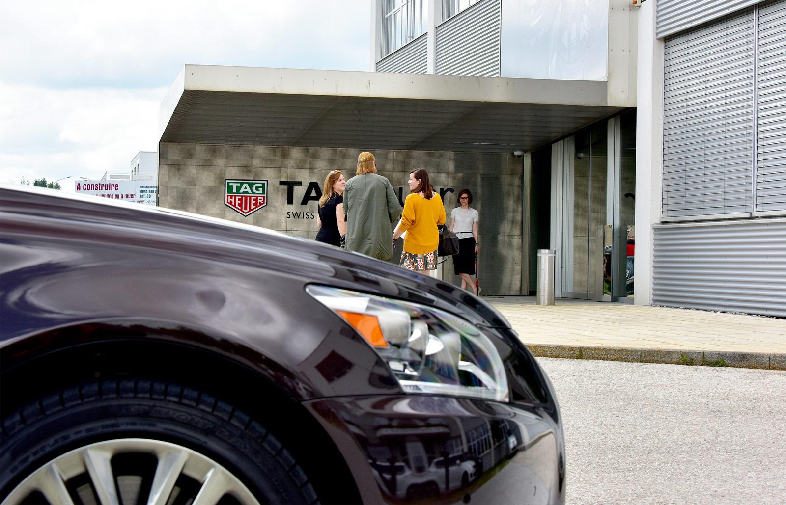 The Lexus 'Sense The Anticipation' Lifestyle Experience In Switzerland 11