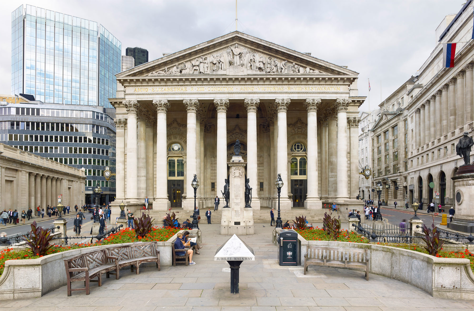 The Royal Exchange: The City of London's Luxury Home