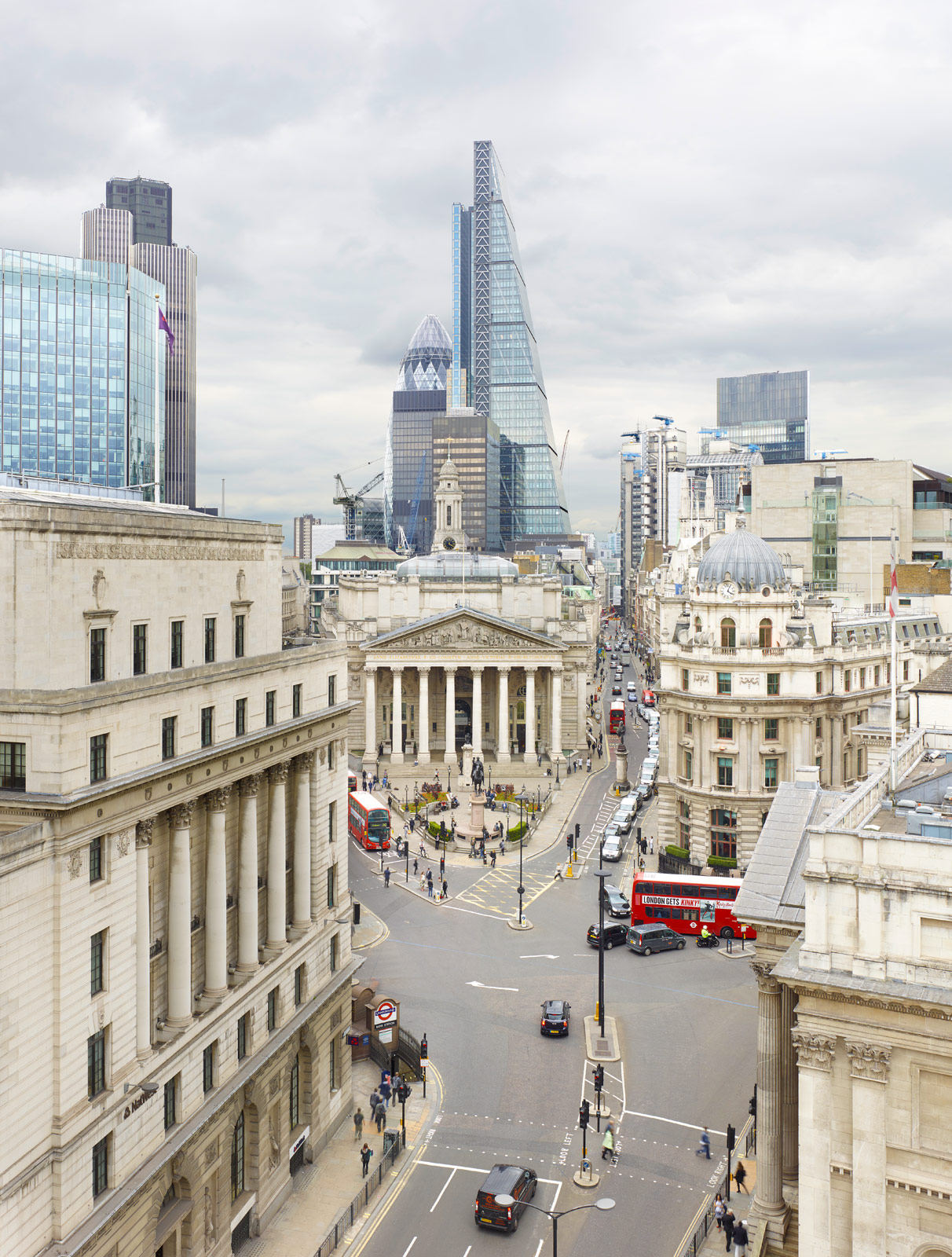 The Royal Exchange: The City of London's Luxury Home 4