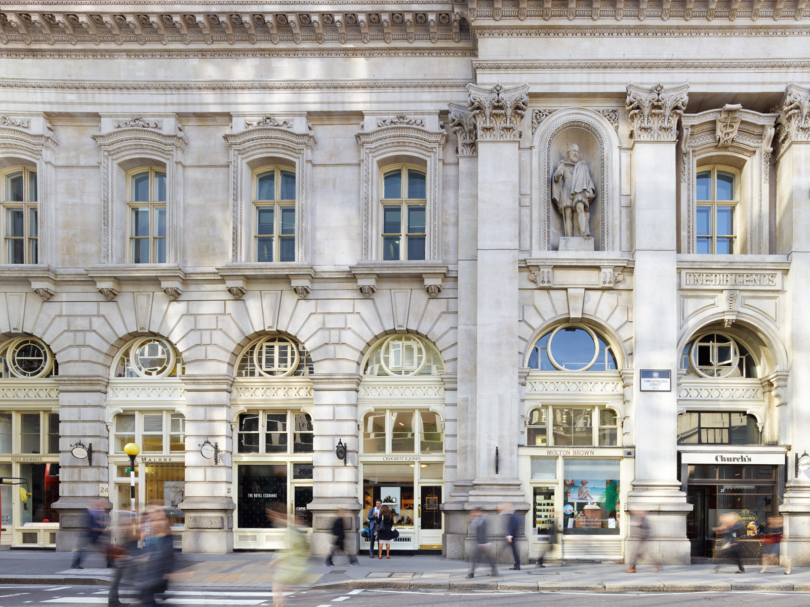 The Royal Exchange: The City of London's Luxury Home 6