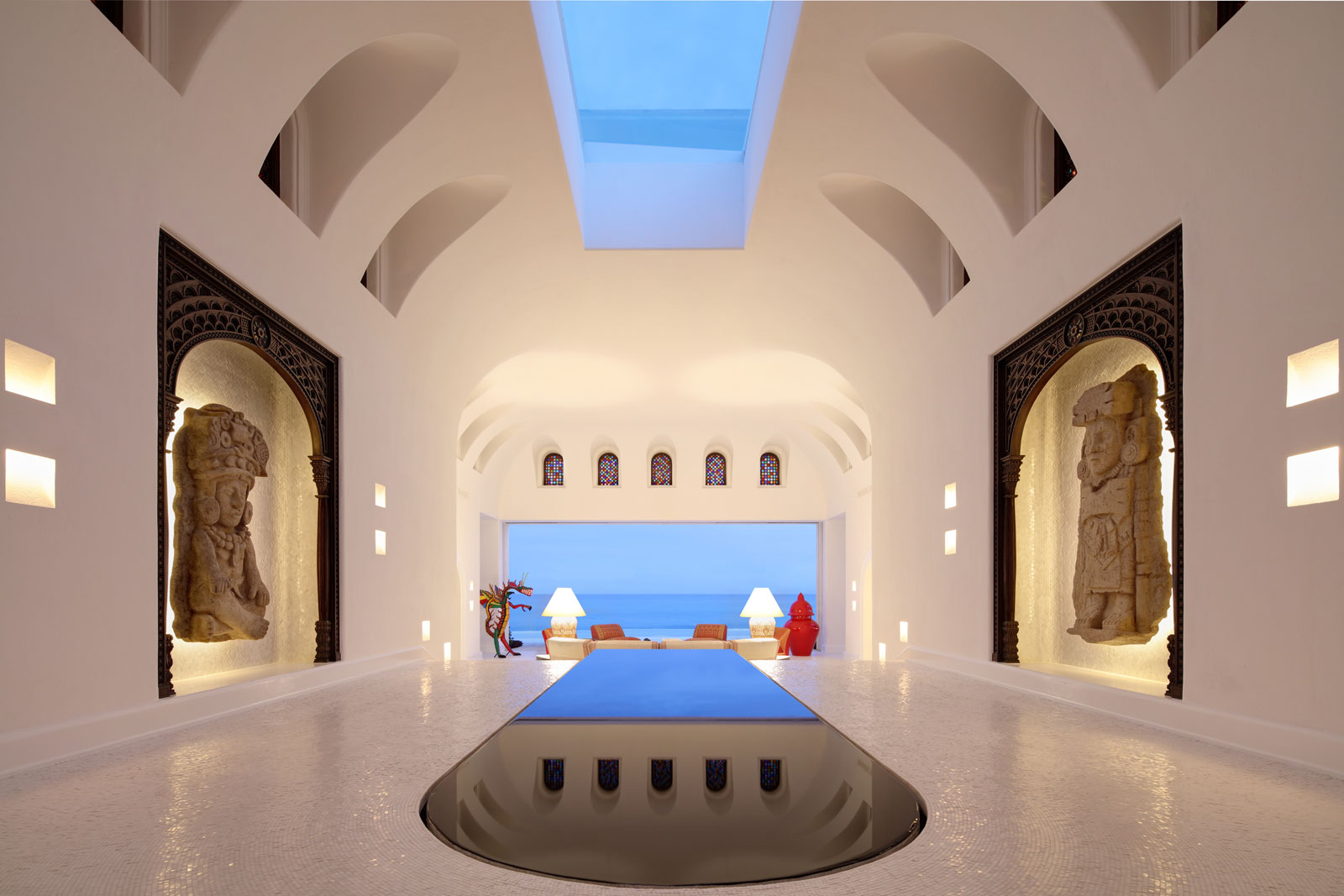 TY Warner Mansion - Probably The Most Luxurious Holiday Home in Mexico 8