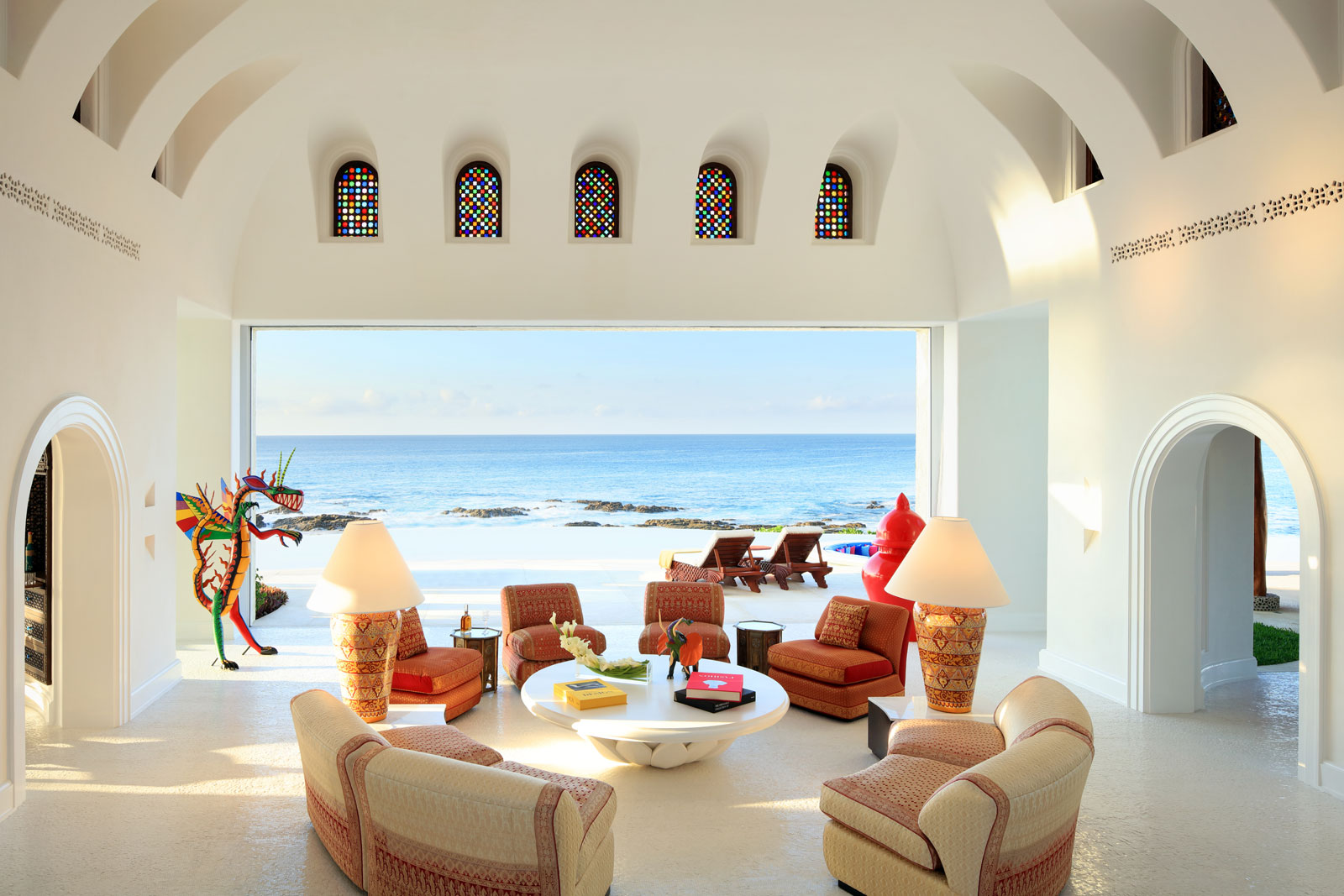 TY Warner Mansion - Probably The Most Luxurious Holiday Home in Mexico 6