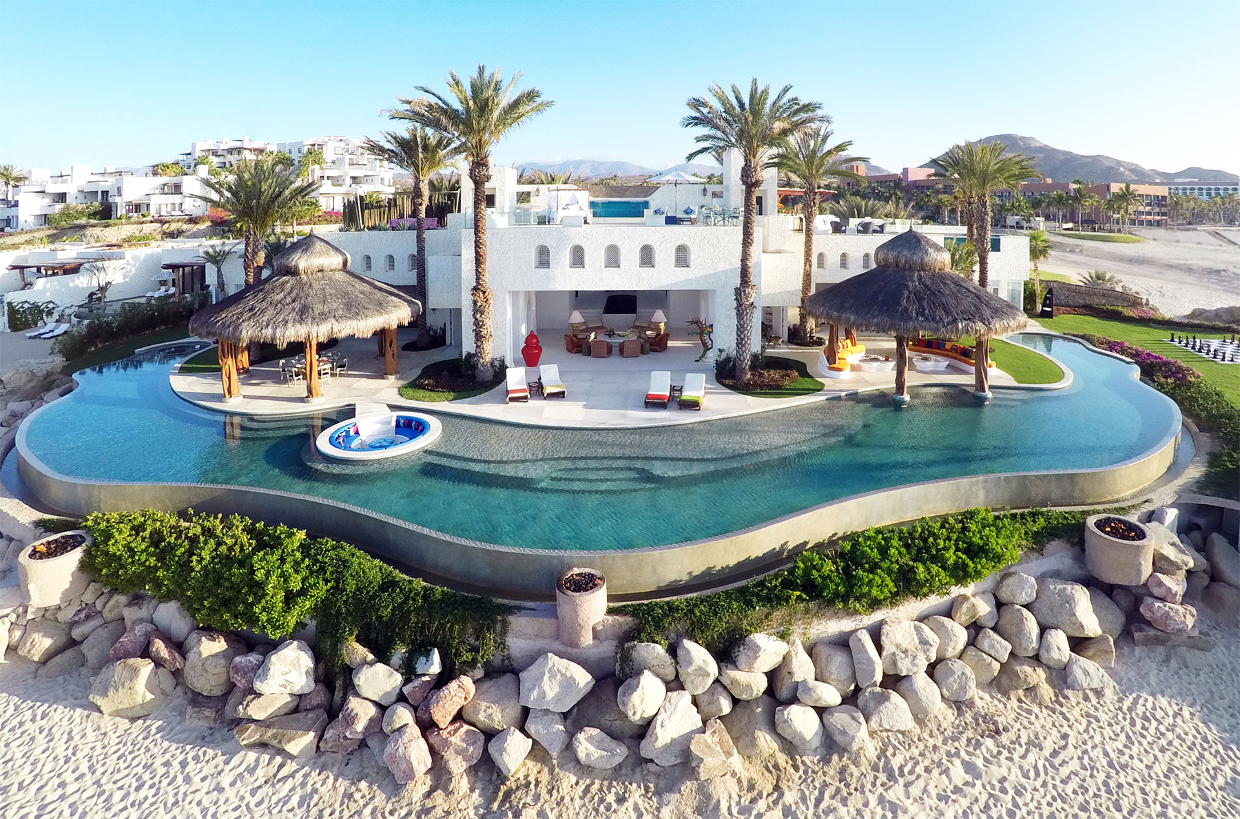 TY Warner Mansion - Probably The Most Luxurious Holiday Home in Mexico