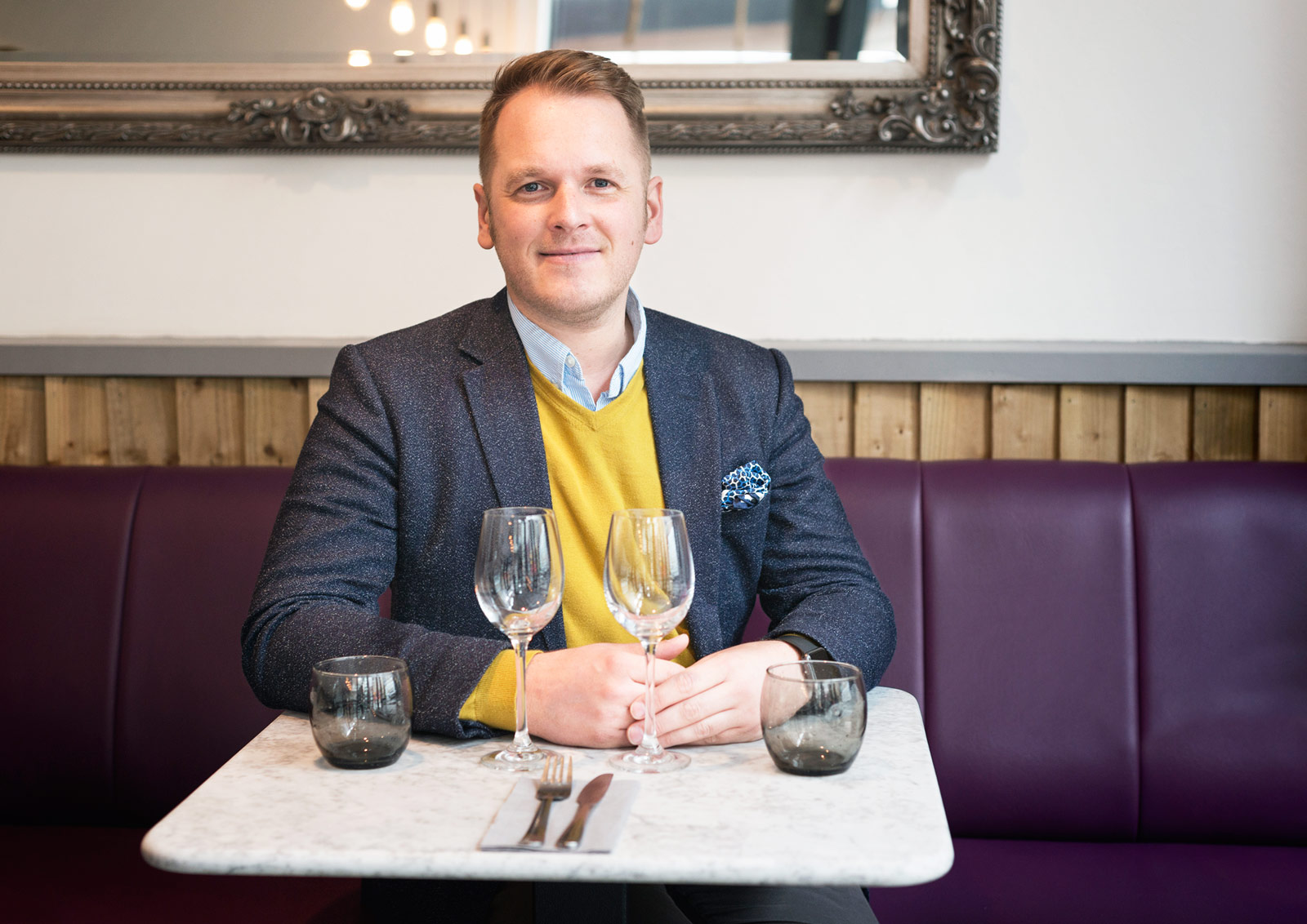 Vegetarian Restaurant Group 1847 Announces New Food & Beverage Director