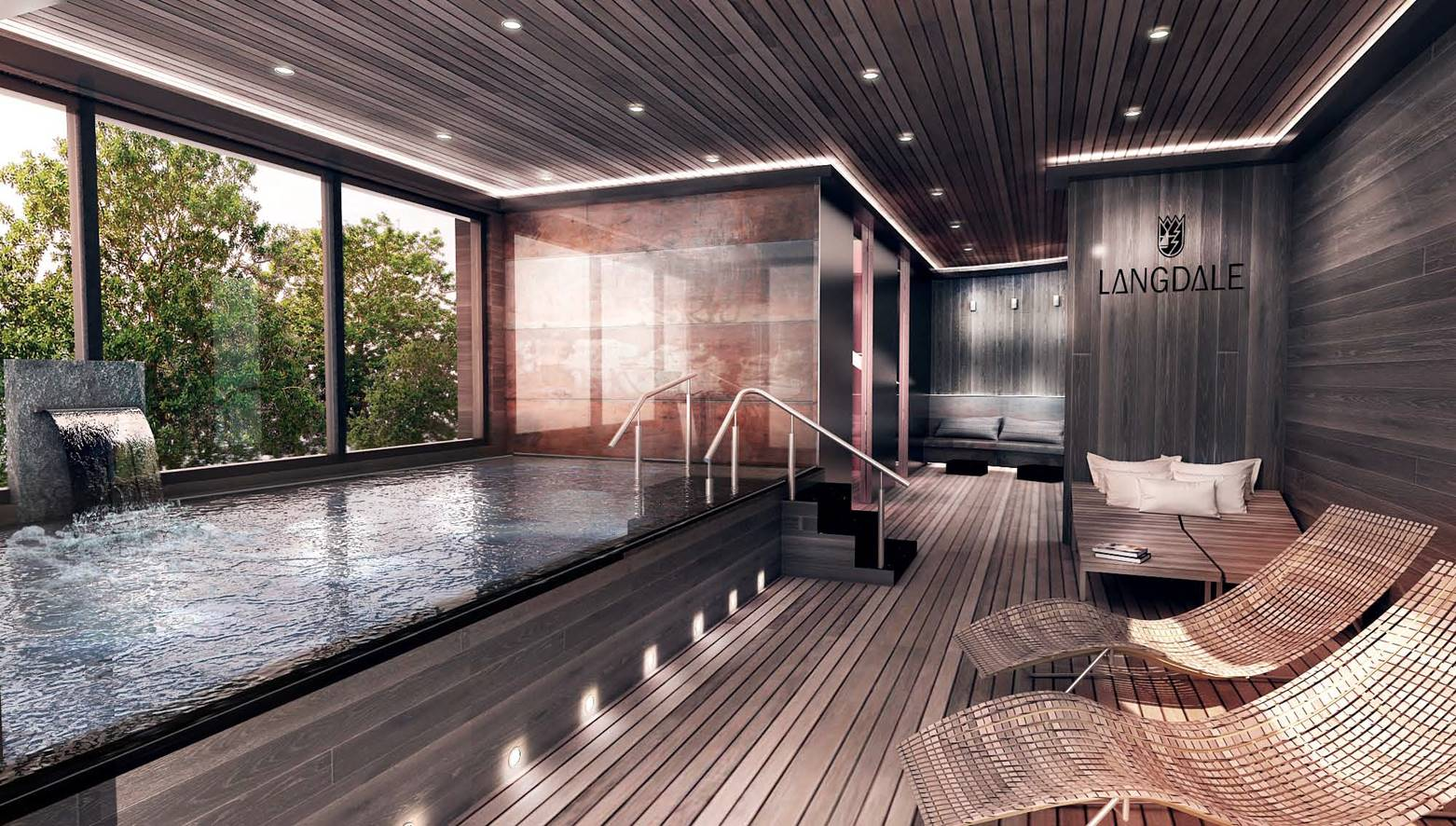The Lake District's Langdale Estate Will Open New Spa This Winter