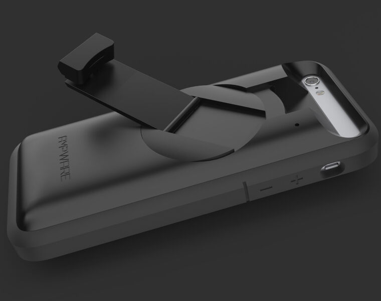 A Wind-Up We'll All Appreciate - iPhone 6 & 6S Gets a Human-Powered Boost