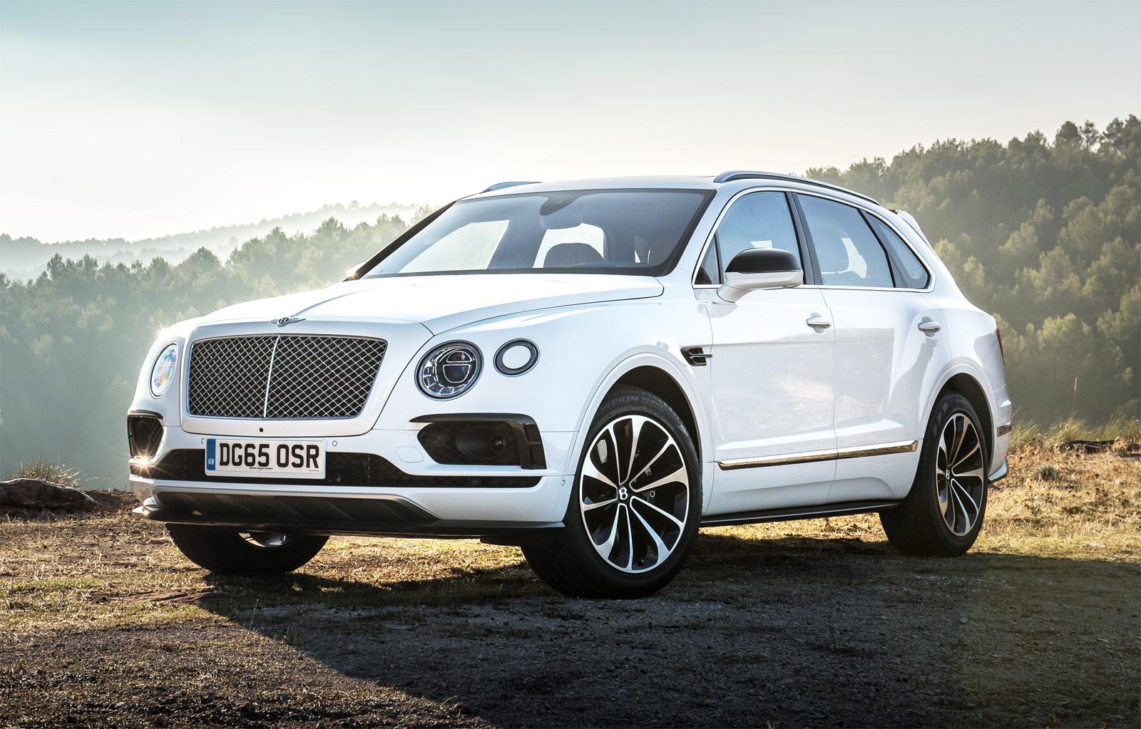 Bentley Motors Unveil Amazing Line Up For Monterey Auto Week 5