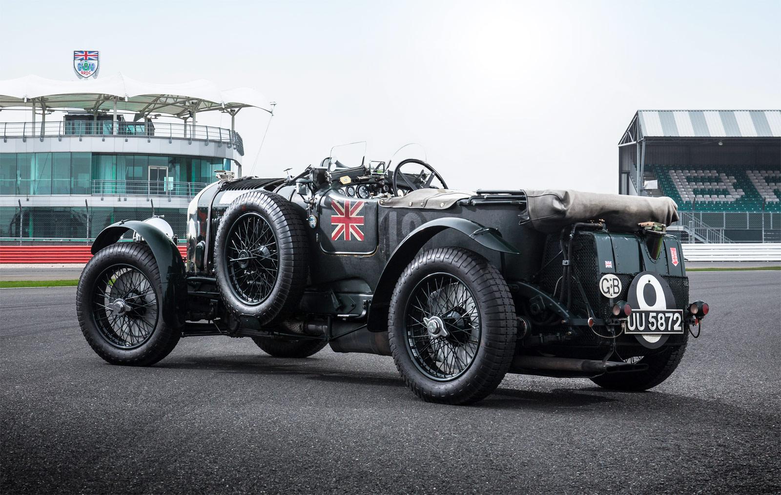 Bentley-Heritage