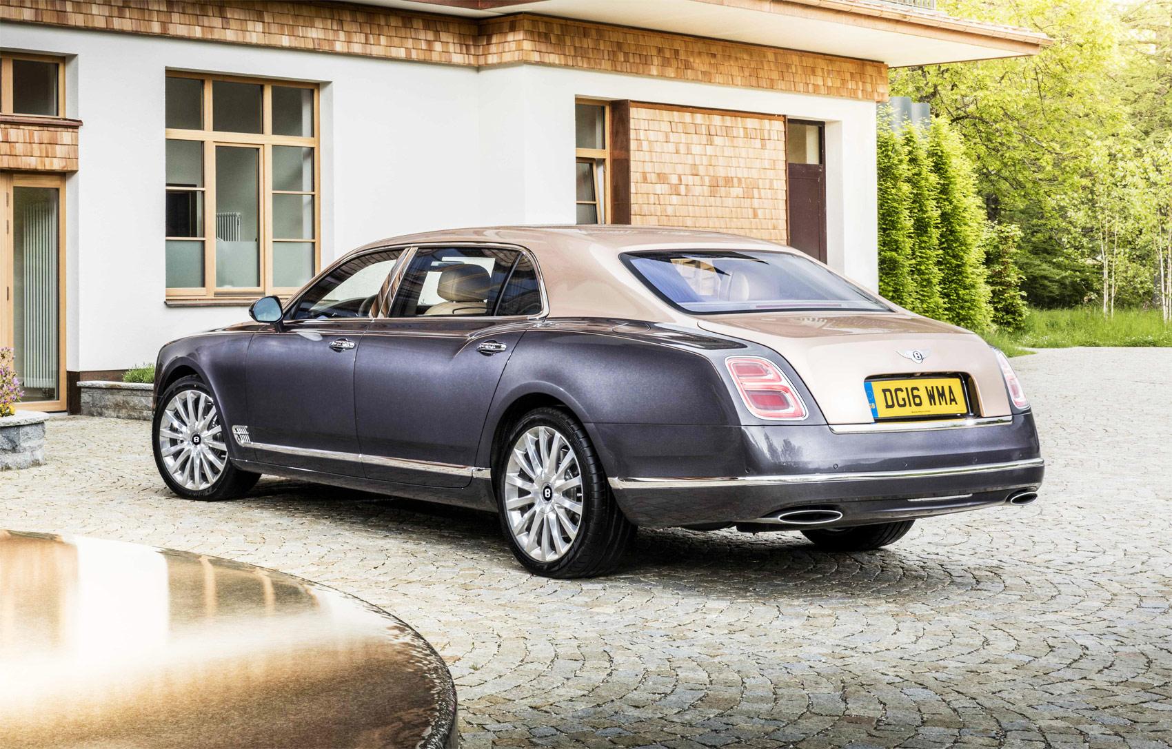 Bentley Motors Unveil Amazing Line Up For Monterey Auto Week 4