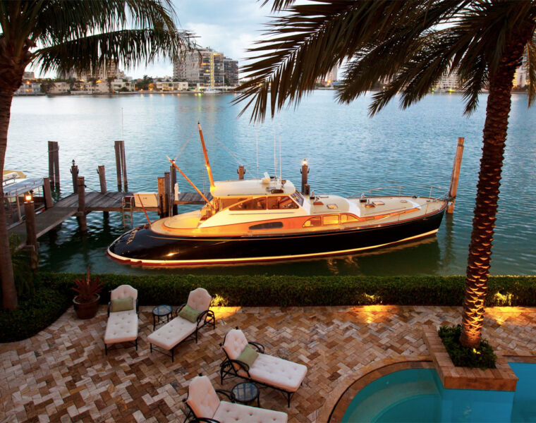 Billy Joel Donates M/Y Vendetta To The International SeaKeepers Society