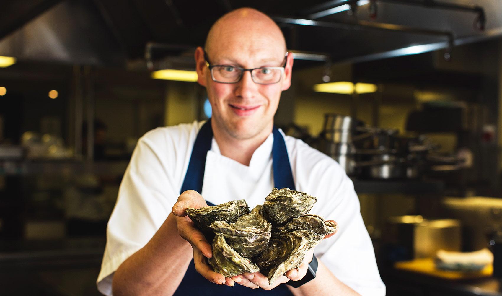 Steve Smith's Michelin-Starred Bohemia Makes Top 25 Restaurant List