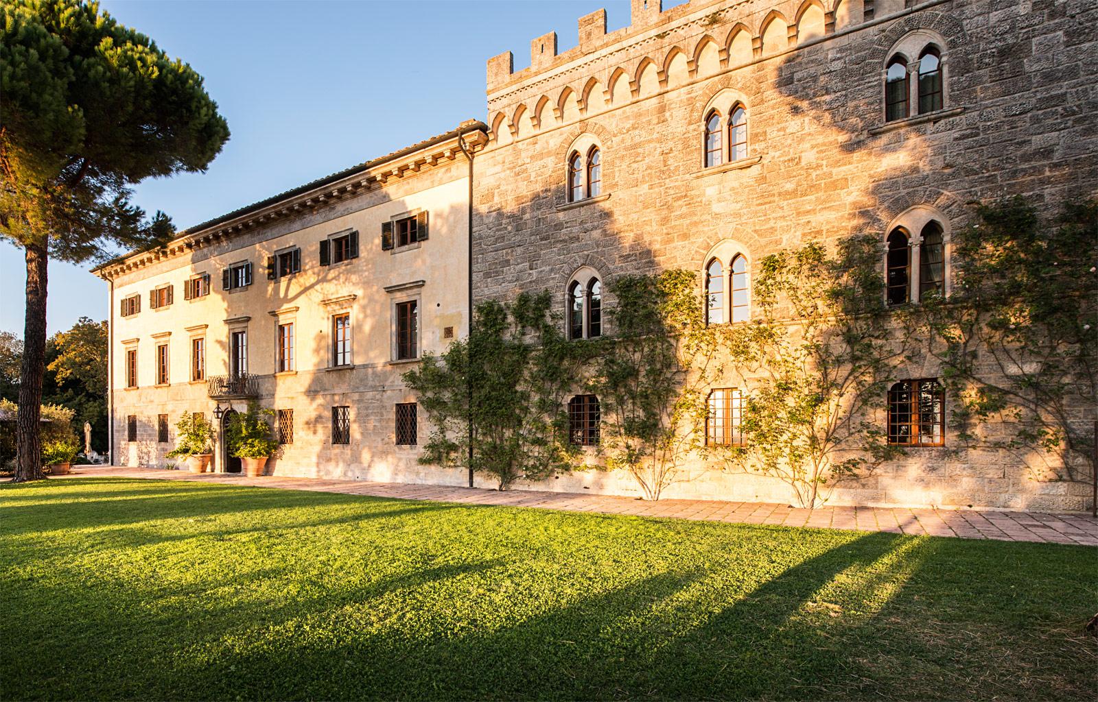 Luxury Hotel Borgo Pignano Brings Vitalità To Tuscany