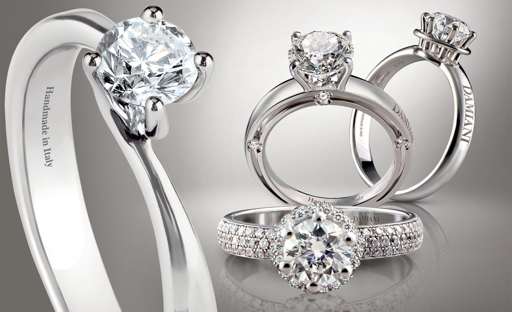 Exploring The Sparkling Allure Of Damiani's Diamonds