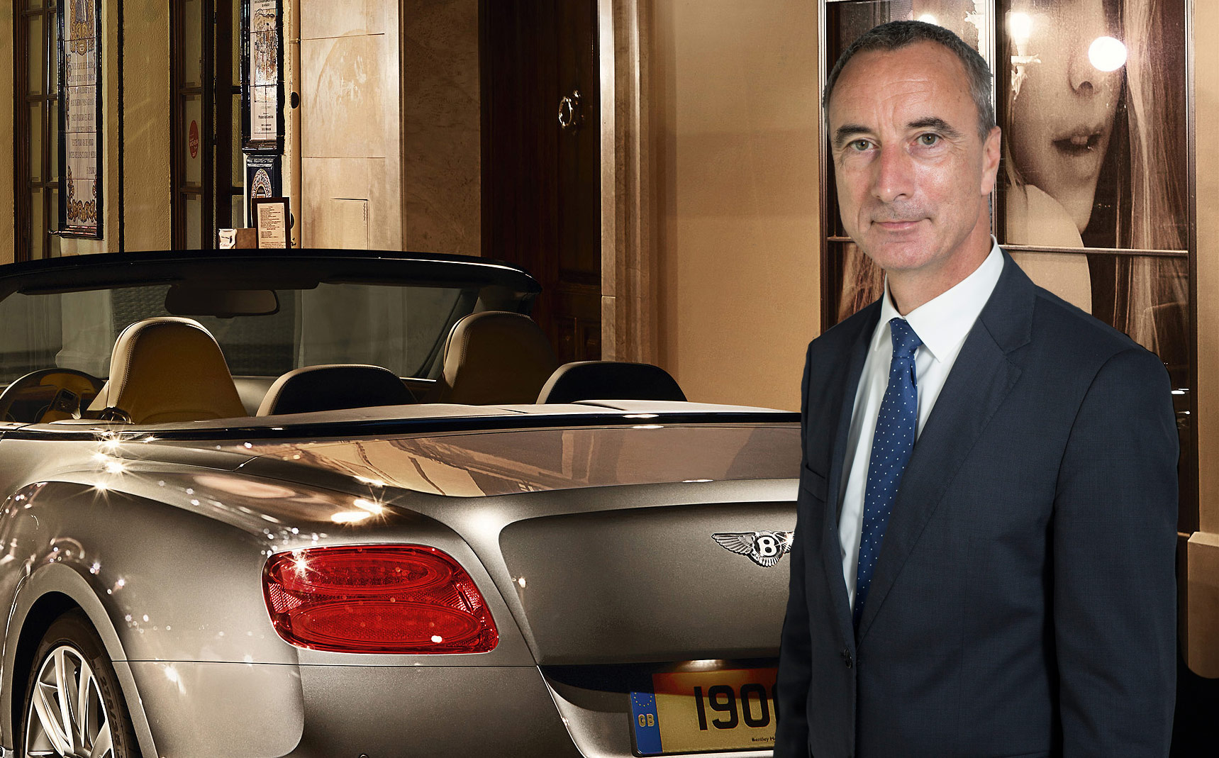 Dr. Andreas Offermann Is The Newest Member Of The Bentley Motors Board