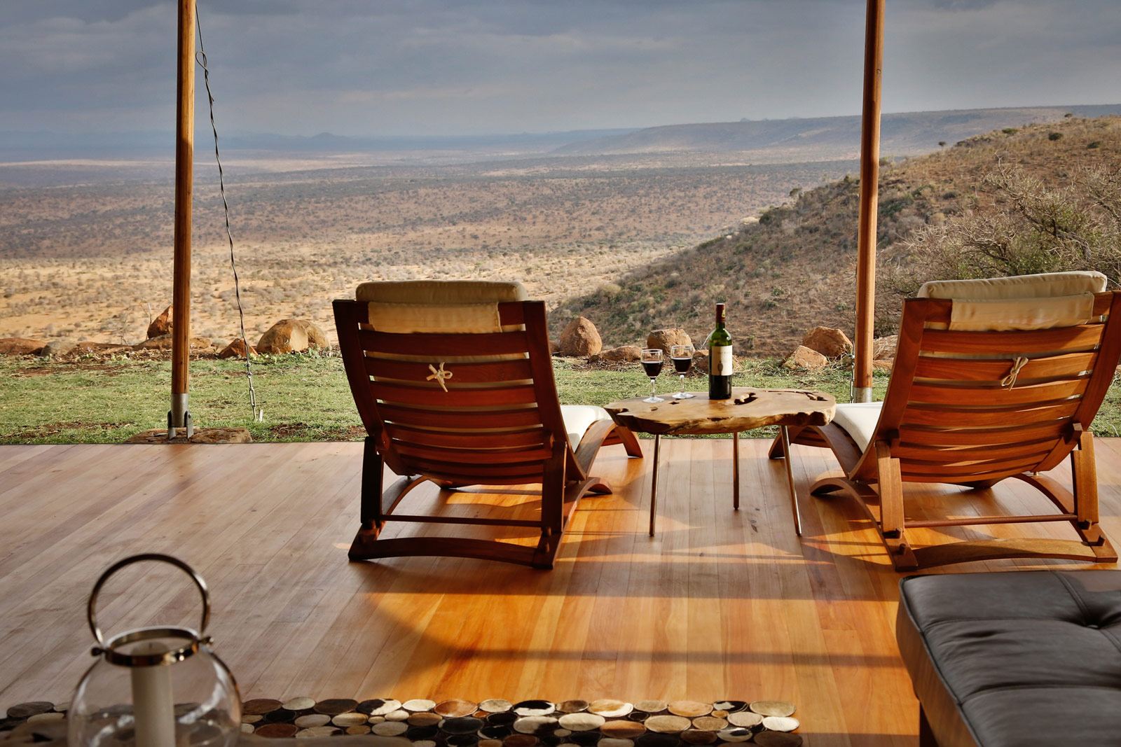 Loisaba Tented Camp - 'It's Gonna Take A Lot To Take Me Away From You'
