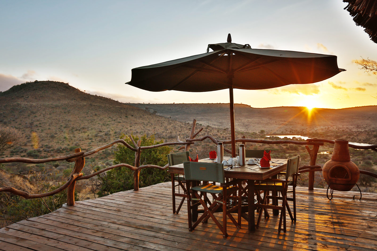 Loisaba Tented Camp – 'It's Gonna Take A Lot To Take Me Away From You'