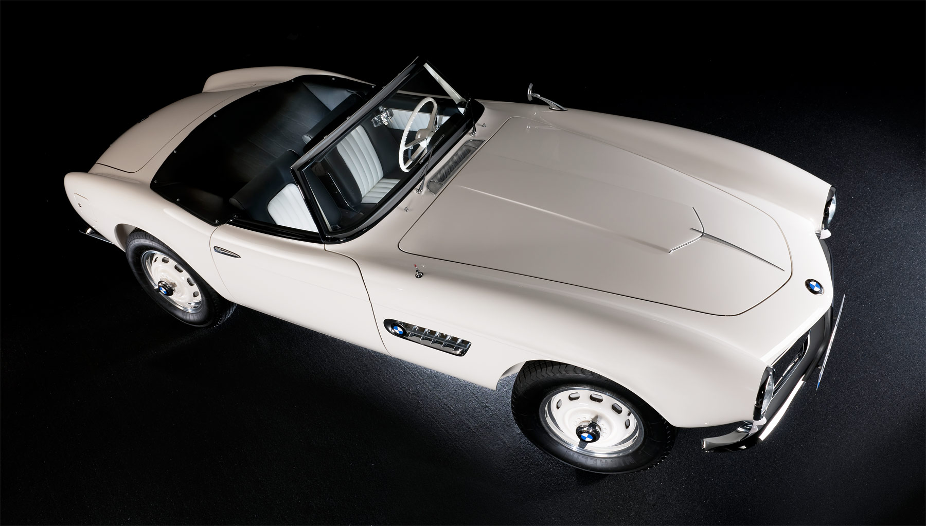 The BMW 507 Owned By Elvis Presley Returns To Its Former Glory