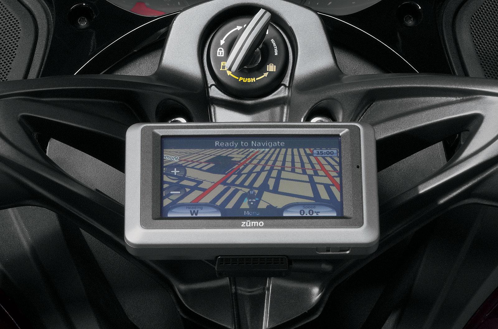 Garmin Zumo 590 GPS