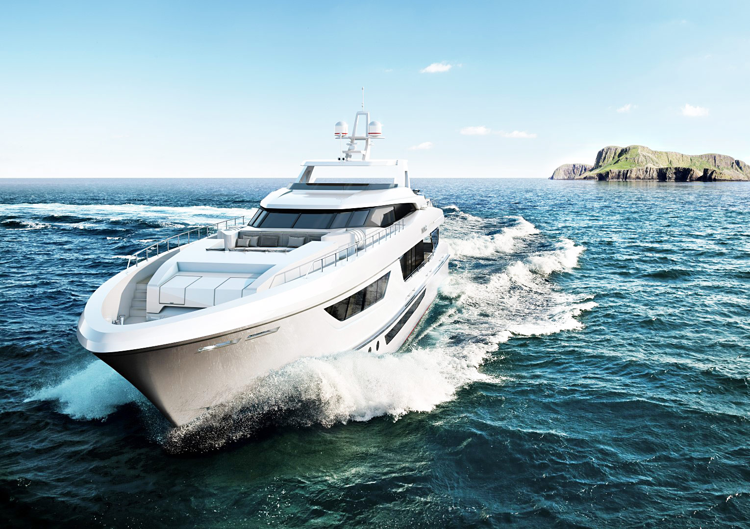 Interview With Mark Cavendish, Commercial Director Of Heesen Yachts