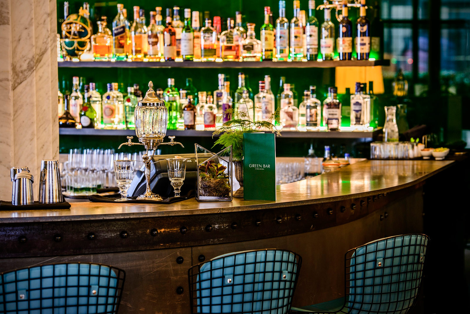 The New Cocktails At The Hotel Café Royal Make Perfect Scents