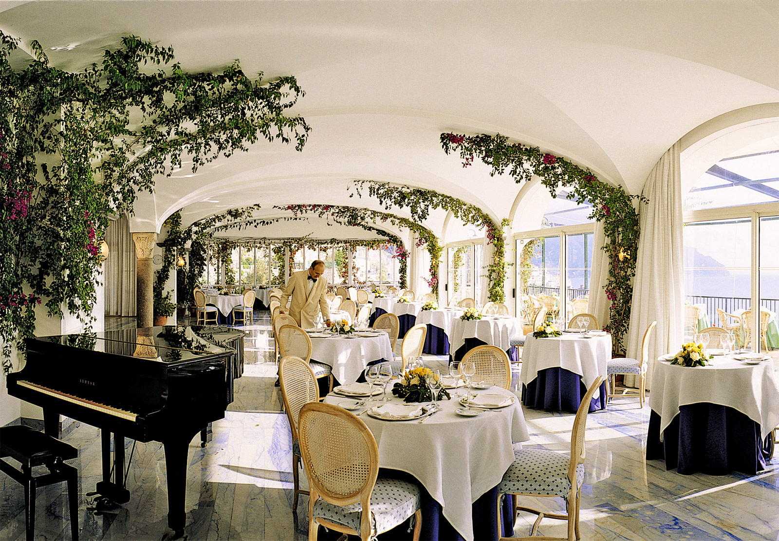 The Sophisticated Charm Of The Amalfi Coast's Hotel Santa Caterina 4
