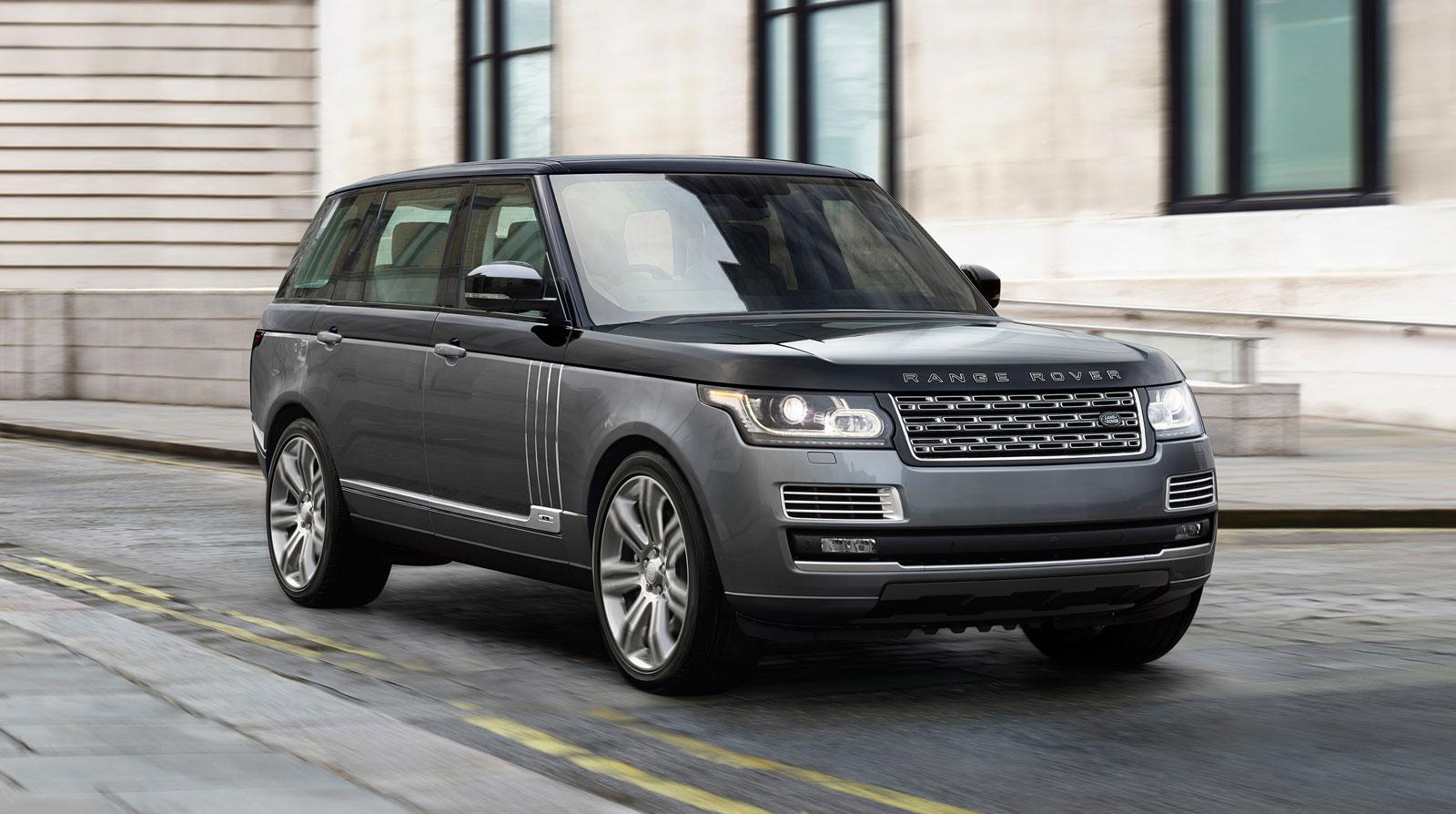 a bright future for jaguar land rover special vehicle. Black Bedroom Furniture Sets. Home Design Ideas