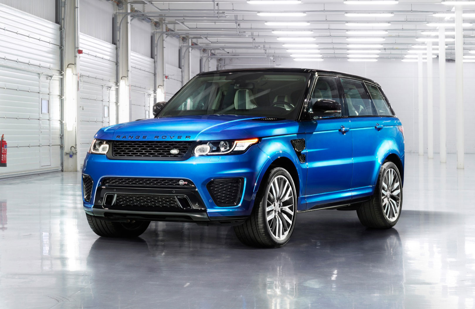 a bright future for jaguar land rover special vehicle operations. Black Bedroom Furniture Sets. Home Design Ideas