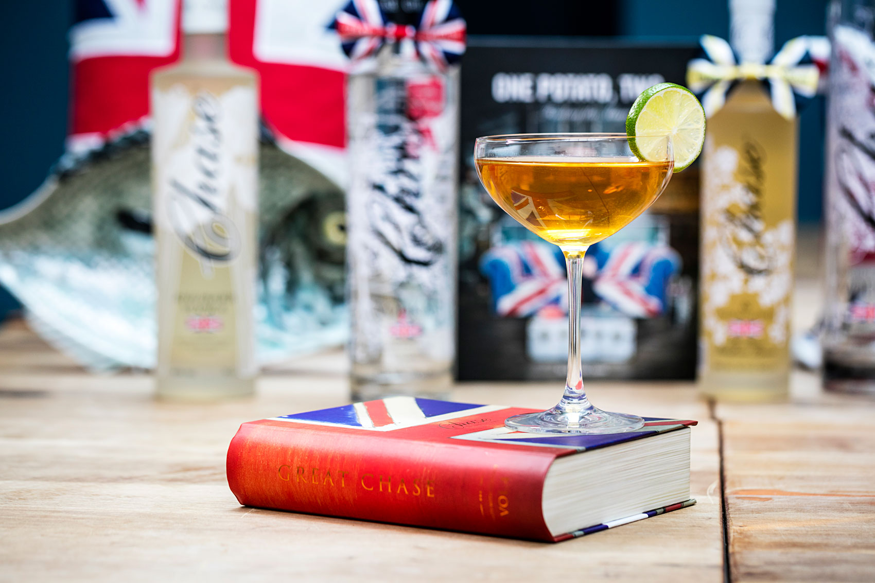 Kensington Place Launches Pop-up Bar With Chase Distillery