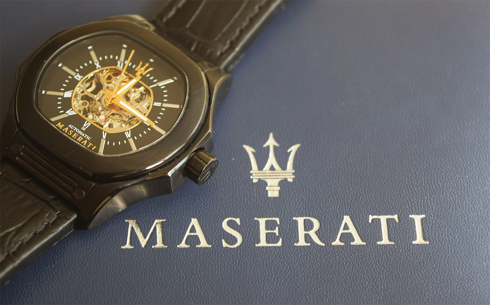 Undisputed Elegance: Henry McIntosh On Maserati's Fuoriclasse Timepieces 8