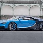 Bugatti Chiron & Vision Gran Turismo Head To Monterey Car Week 2016 10