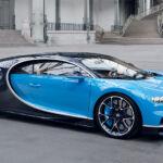 Bugatti Chiron & Vision Gran Turismo Head To Monterey Car Week 2016 13